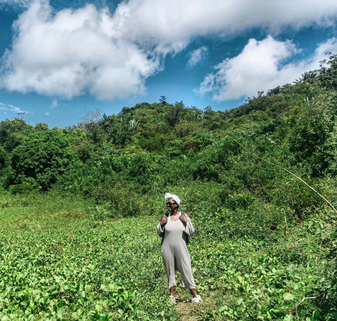 How travel changed Myriam Banks life
