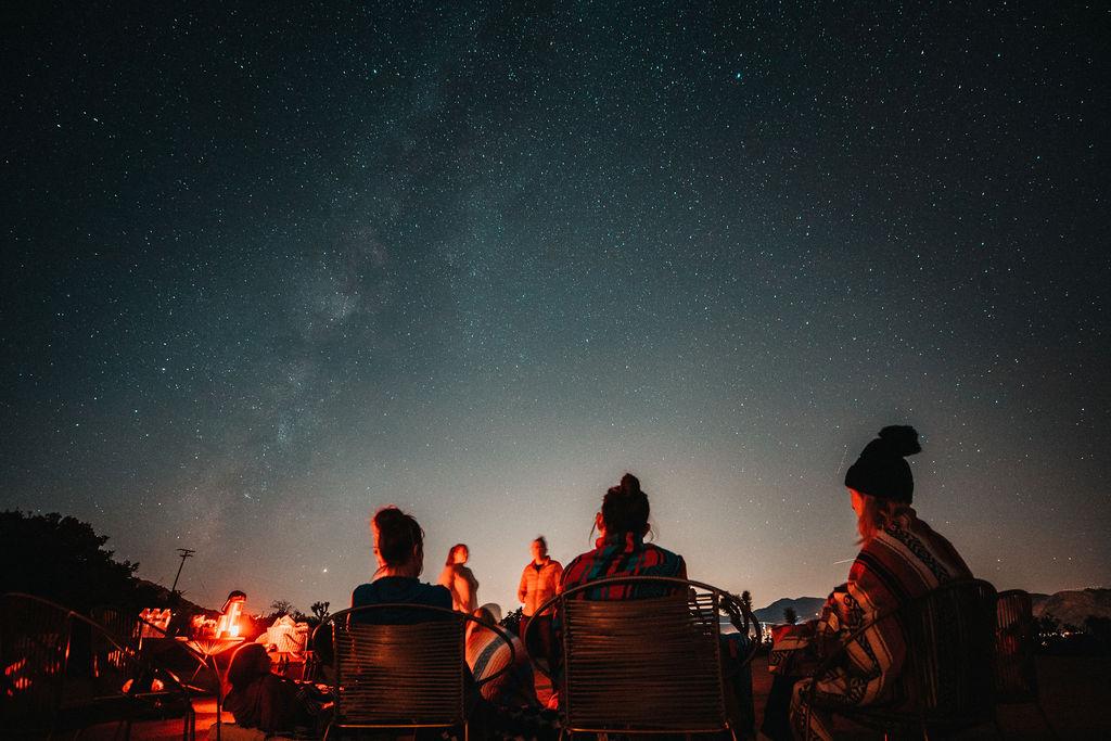 Stargazing Makes Us Nicer