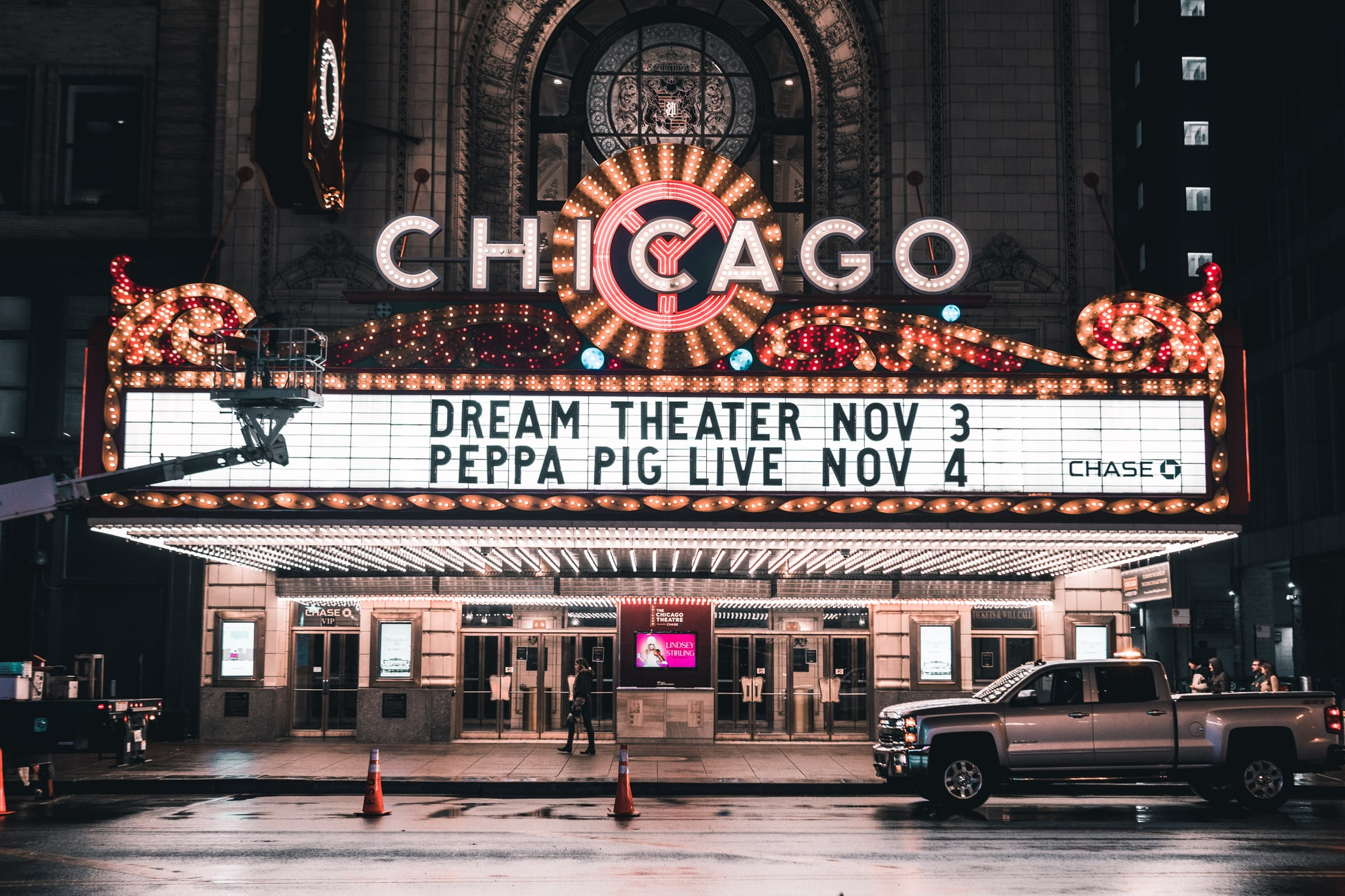 See a Show in Chicago