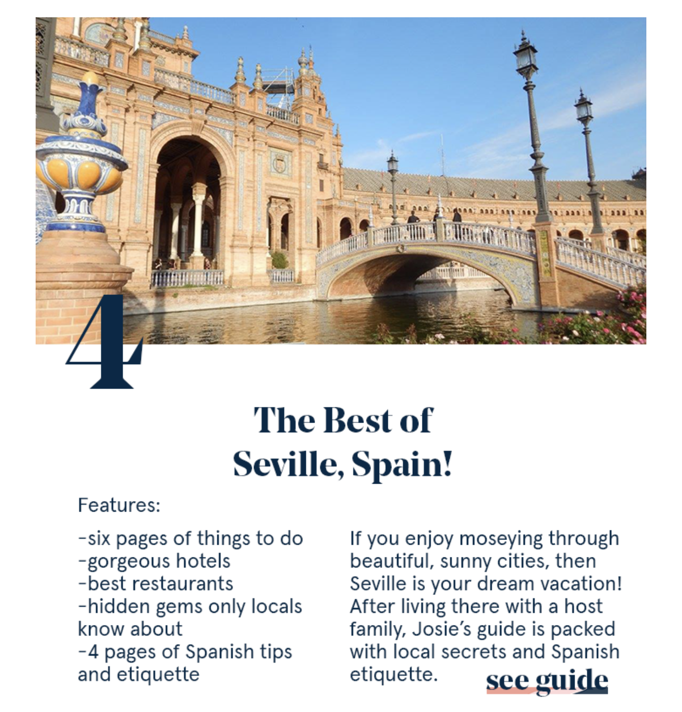 Seville Trave Guide