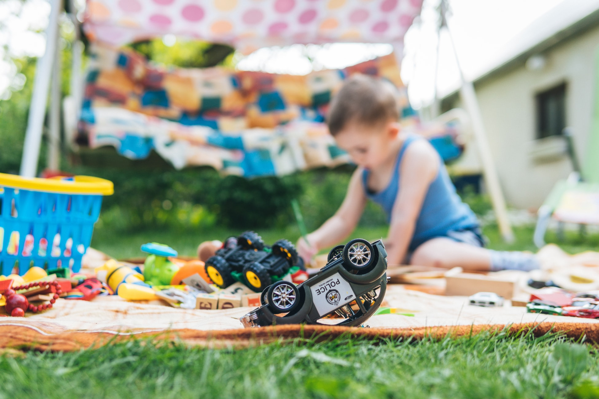Tricks for Travel with Toddlers