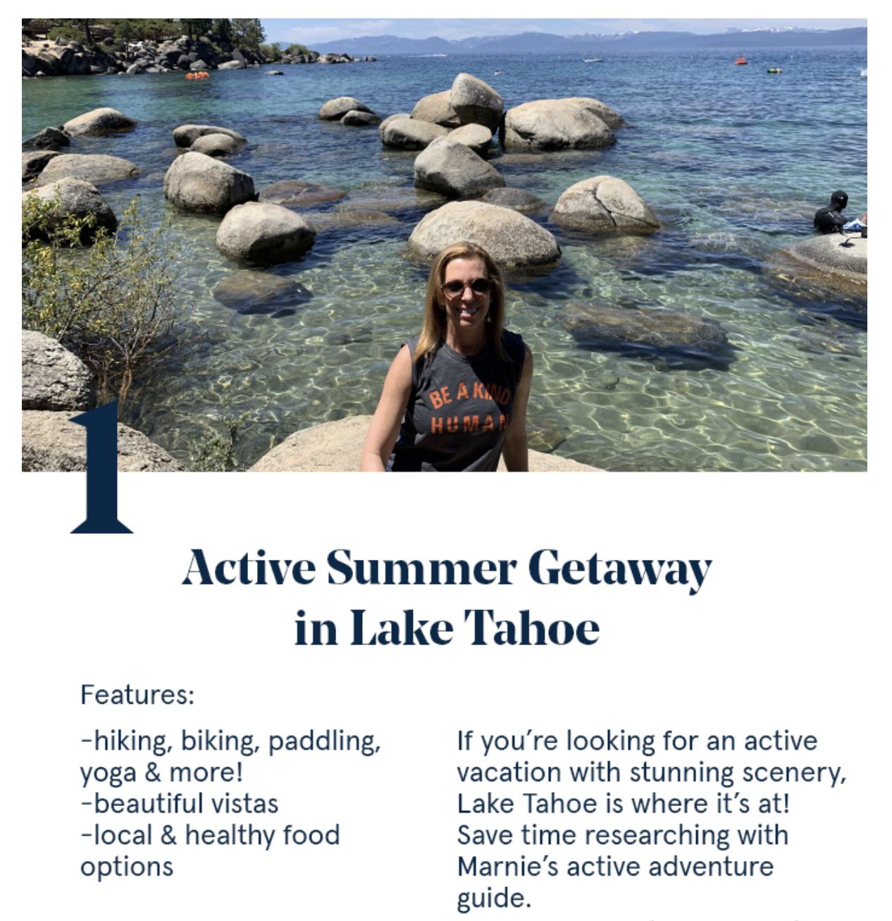Getaways You'll love this summer