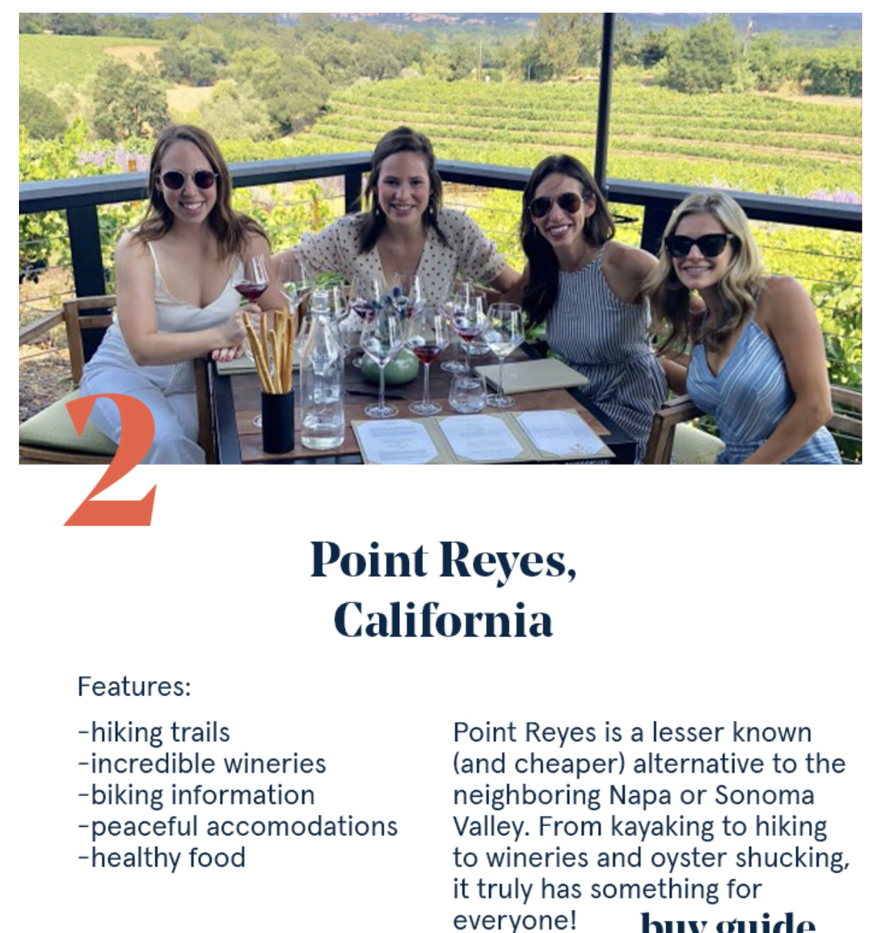 Point Reyes Travel Guide